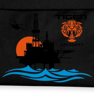 North Sea Tiger Oil Rig Platform Aberdeen - Kids' Backpack