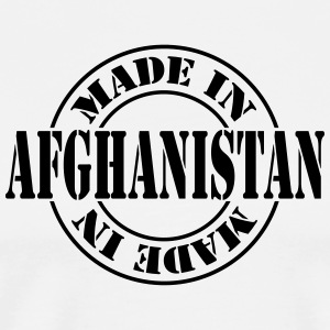 made_in_afghanistan_m1 Forklær - Premium T-skjorte for menn