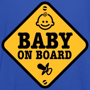 baby on board Magliette - Top da donna della marca Bella