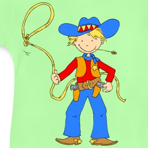 Cowboy with Lasso Shirts - Baby T-Shirt