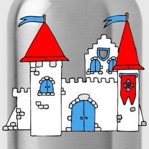 Medieval Castle Bags & Backpacks - Water Bottle
