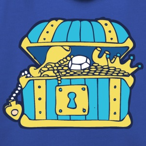 Open Treasure Chest T-Shirts - Kids' Premium Hoodie
