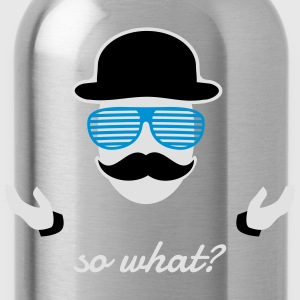 so what Sir T-Shirts - Trinkflasche