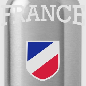 France emblème Bags & Backpacks - Water Bottle