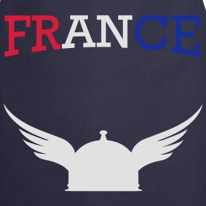 France casque gaulois T-shirts - Forklæde