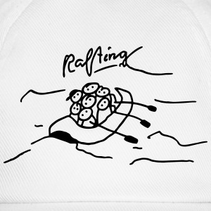 Rafting in inflatable boat T-Shirts - Baseball Cap
