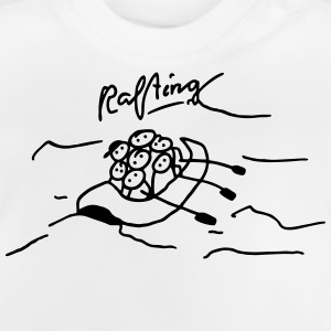Rafting in inflatable boat Shirts - Baby T-Shirt