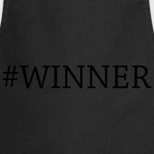 Winner T-Shirts - Cooking Apron
