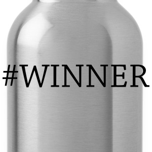 Winner T-Shirts - Water Bottle