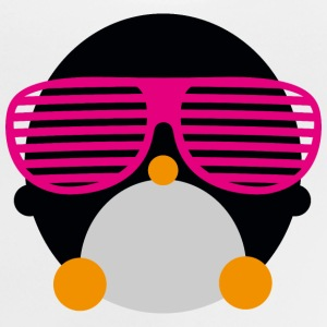 Pinguin Brille T-Shirts - Baby T-Shirt