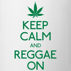 Keep Calm and reggae on T-Shirts - Mug