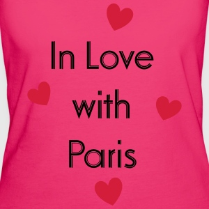 In Love With Paris Bags & Backpacks - Women's Organic T-shirt