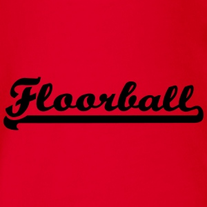 Floorball T-Shirts - Baby Bio-Kurzarm-Body