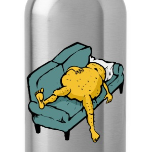 Lazy potato sleeping  T-Shirts - Water Bottle