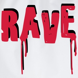 Rave T-Shirts - Drawstring Bag