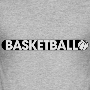 Play Basketball Sweat-shirts - Tee shirt près du corps Homme
