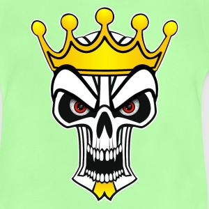 skull king crowm 02 Shirts - Baby T-Shirt