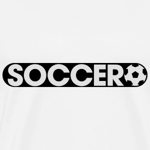 Play Soccer Sweat-shirts - T-shirt Premium Homme