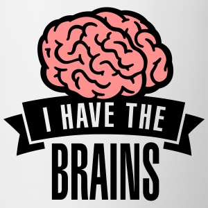 I have the brains T-Shirts - Mug