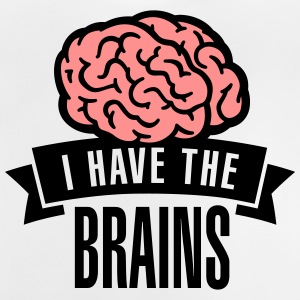 I have the brains Shirts - Baby T-Shirt