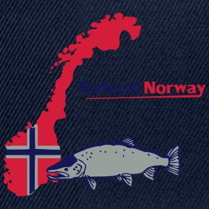 Natural Norway T-Shirts - Snapback Cap