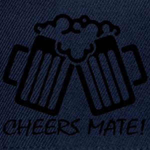 Cheers Mate! T-Shirts - Snapback Cap