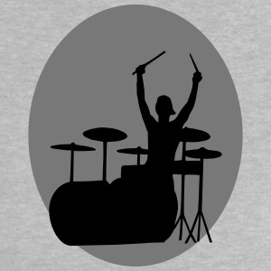 drummer Long Sleeve Shirts - Baby T-Shirt