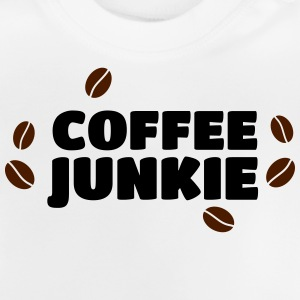 coffee junkie Shirts - Baby T-Shirt