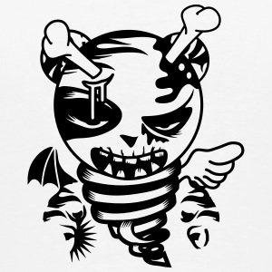 A little demon  Jackets & Vests - Men's Premium T-Shirt