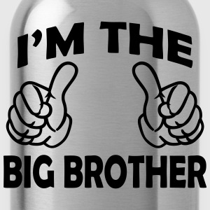 i am the big brother Shirts - Water Bottle