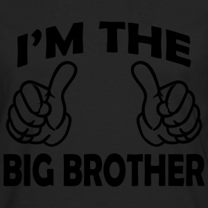 i am the big brother Shirts - Men's Premium Longsleeve Shirt
