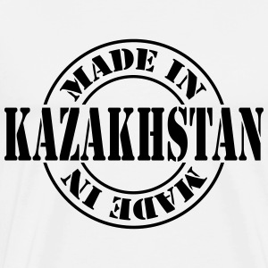 made_in_kazakhstan_m1 Kookschorten - Mannen Premium T-shirt