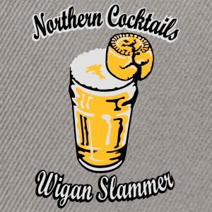 Northern Cocktail - Wigan Slammer T-Shirts - Snapback Cap