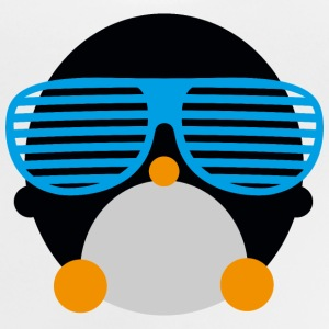 penguin glasses Shirts - Baby T-Shirt
