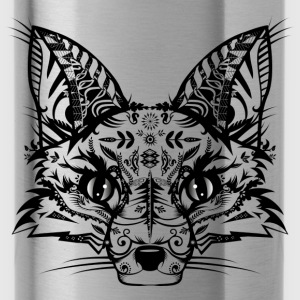 A fox head  Accessories - Water Bottle