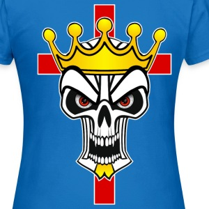 king and christian cross Hoodies & Sweatshirts - Women's T-Shirt