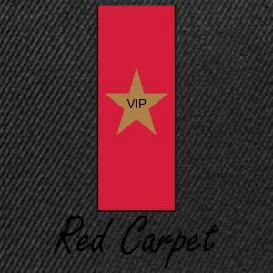 Red Carpet T-shirts - Snapback Cap