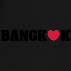 BANGKOK LOVE Caps & Hats - Men's Premium T-Shirt