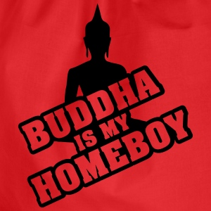 Buddha is my homeboy T-shirts - Sportstaske