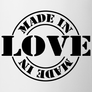 made_in_love_m1 Felpe - Tazza
