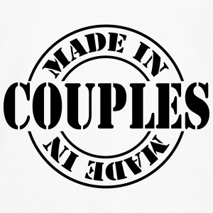 made_in_couples_m1 Shirts - Men's Premium Longsleeve Shirt