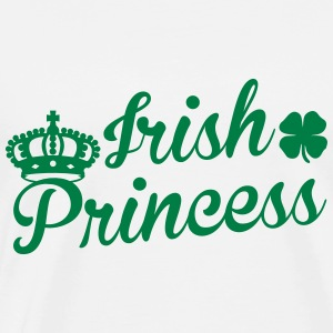 Irish Princess Pullover & Hoodies - Männer Premium T-Shirt