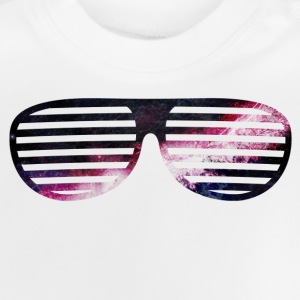 galaxy glasses Shirts - Baby T-Shirt