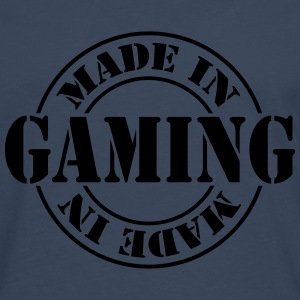 made_in_gaming_m1 T-skjorter - Premium langermet T-skjorte for menn