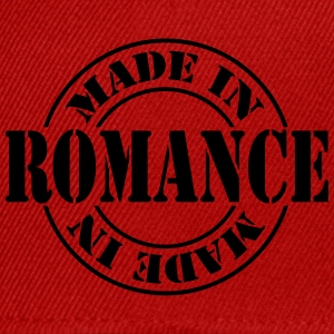 made_in_romance_m1 T-shirts - Snapback cap