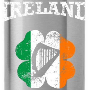 Ireland_grunge T-shirts - Drinkfles
