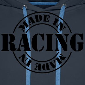 made_in_racing_m1 T-Shirts - Männer Premium Hoodie