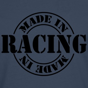 made_in_racing_m1 T-Shirts - Männer Premium Langarmshirt