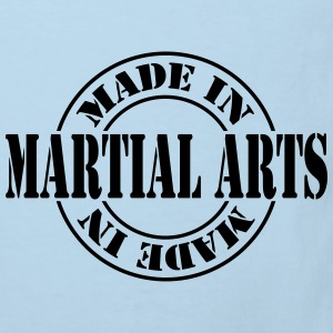 made_in_martial_arts_m1 Shirts - Kinderen Bio-T-shirt