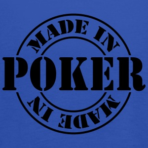 made_in_poker_m1  Aprons - Women's Tank Top by Bella